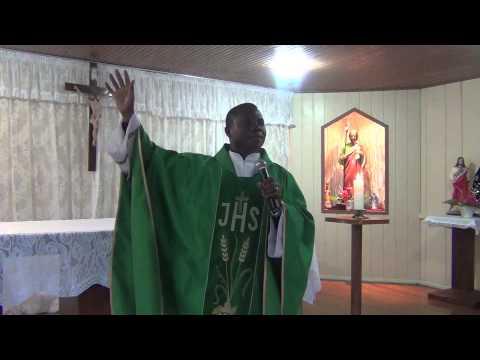 SOMOS CIDADÃOS DO REINO DE JESUS DE NAZARÉ - MADRE - CABEÇUDA / LAGUNA