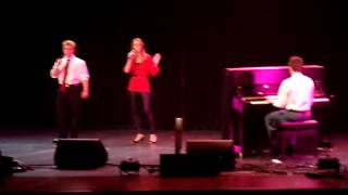 Showcase 2014 Tri Tones- Just Give Me A Reason by Pink and Nate Ruess