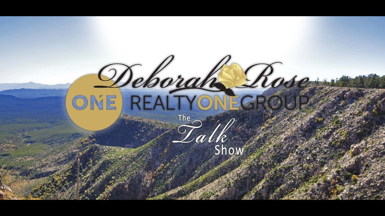 The Show With Deborah Rose Welcomes Bobby Davis - Town of Payson Economic Development Manager