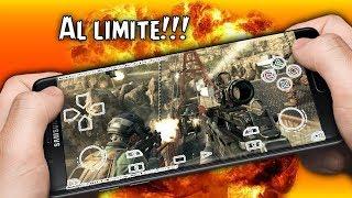 Probando los Juegos Emulados Mas Potentes en Android #2