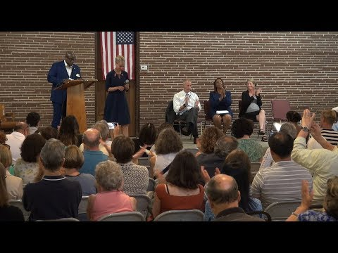 2018 NYS Democratic Attorney General Forum - See Where They Stand