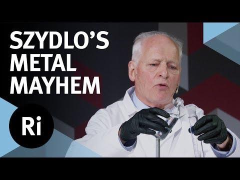 Metal Mayhem - With Andrew Szydlo