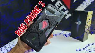 Phone Gaming Terpantas Di Dunia ! - Unboxing ROG Phone 3