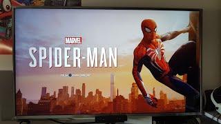 Spider-Man !!!!!|Primeras sensaciones | PS4 pro 4k |gameplay|2018 Español