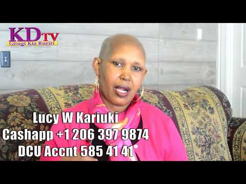 Doctors Said am Living My Last Days,Lucy From Boston Call for help