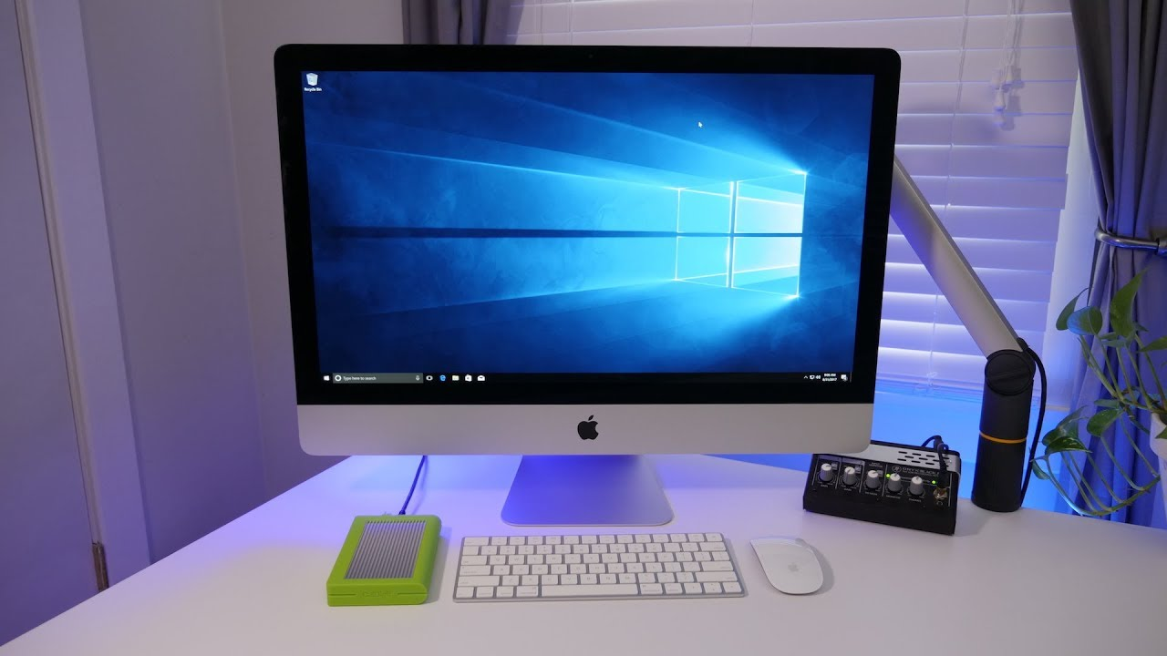 run windows 7 on mac mini
