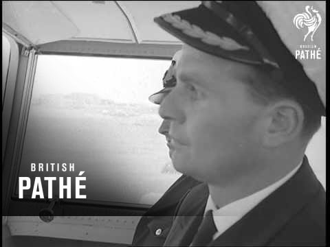 Skid Ship Rides Gale (1964)