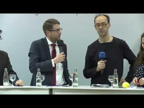 """Forum """"Digitalisierung und Demokratie - Chance oder Risiko?"""""""