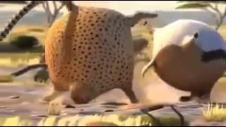 Смешной мультик про надутых зверей, посмотреть приколы про собак