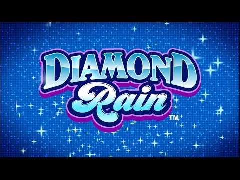 Diamond Rain Slot - NICE SESSION, ALL FEATURES - BACKUP SPIN SUCCESS! - 동영상