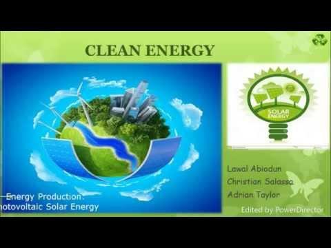 Solar Energy PowerPoint Presentation
