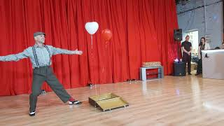 SWING SPRING 2021 | 1 Minute Showcase | 1-Сотников Александр Чемоданчик