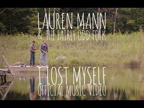 Lauren Mann - I Lost Myself (OFFICIAL MUSIC VIDEO)