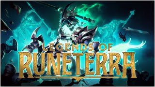 League of Legends CARD GAME | Legends of Runeterra with Oshikorosu [1]