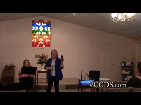 091717 - Rev. Melanie Hollis ~ Valley Community Church, Divine Science ~ Roanoke, VA