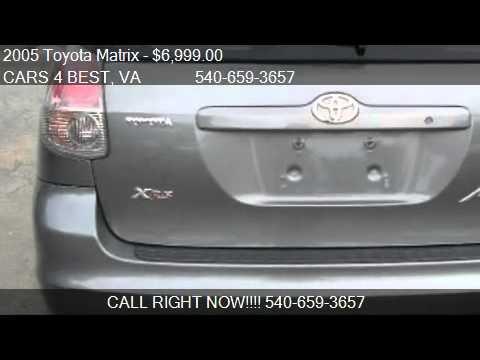 2005 Toyota Matrix  - for sale in STAFFORD, VA 22554