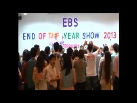End of The Year Show 2013 K. 1/1 EBS.