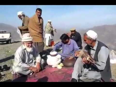Rabab music with Nice afghan dance
