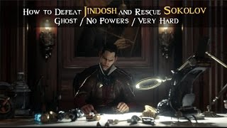 Dishonored 2 - Clockwork Mansion in Under 8 minutes [ No Powers / No Kills / Ghost / Very Hard]