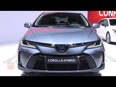 2020 Toyota Corolla Hybrid - Exterior And Interior Walkaround - 2019 Geneva Motor Show