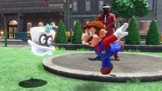 Watch Us Play Super Mario Odyssey