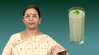 Sapota Lassi | Mallika Badrinath | Healthy Indian Recipe