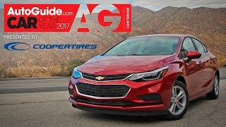 2017 Chevrolet Cruze - 2017 AutoGuide.com Car of the Year Contender - Part 5 of 7