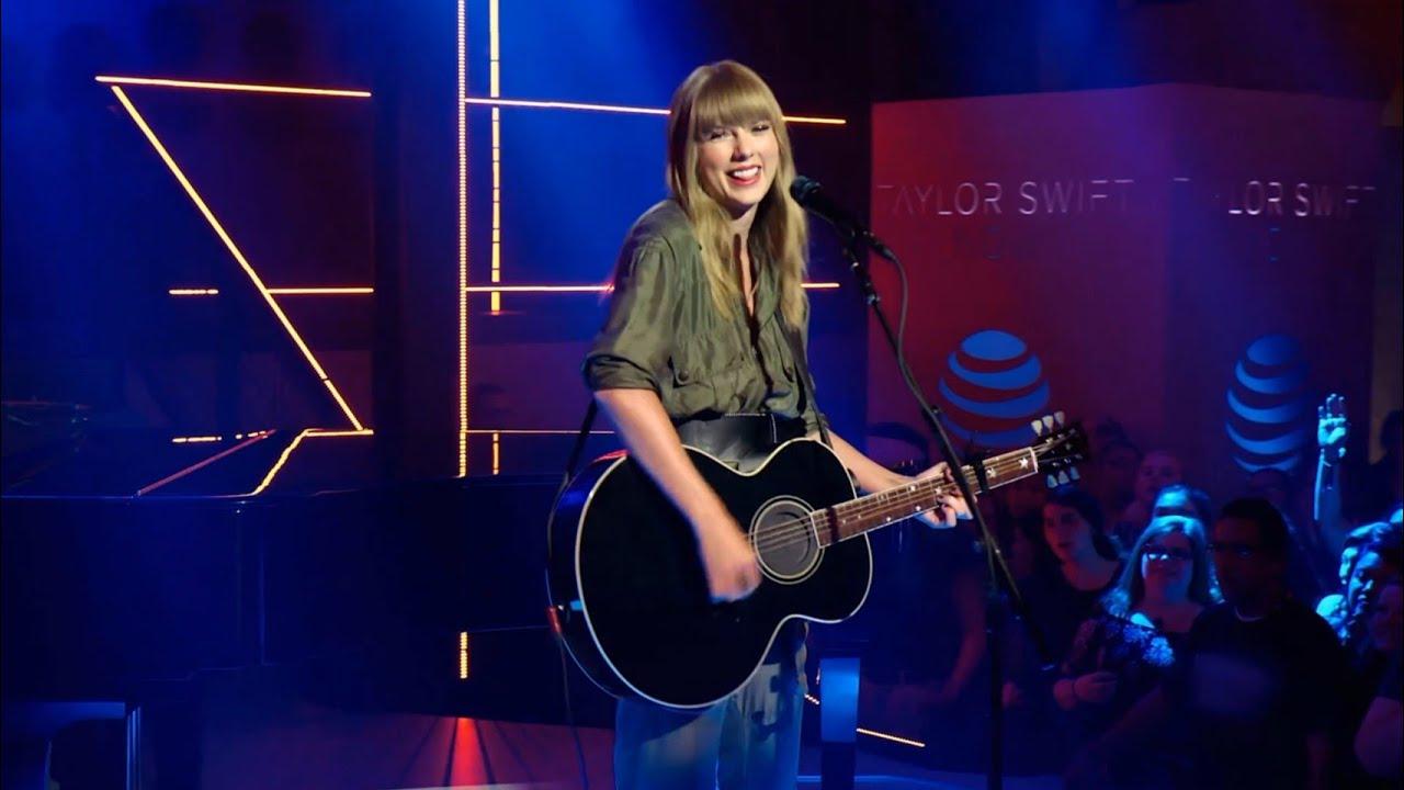 Taylor Swift - Gorgeous (4K Upscaled)