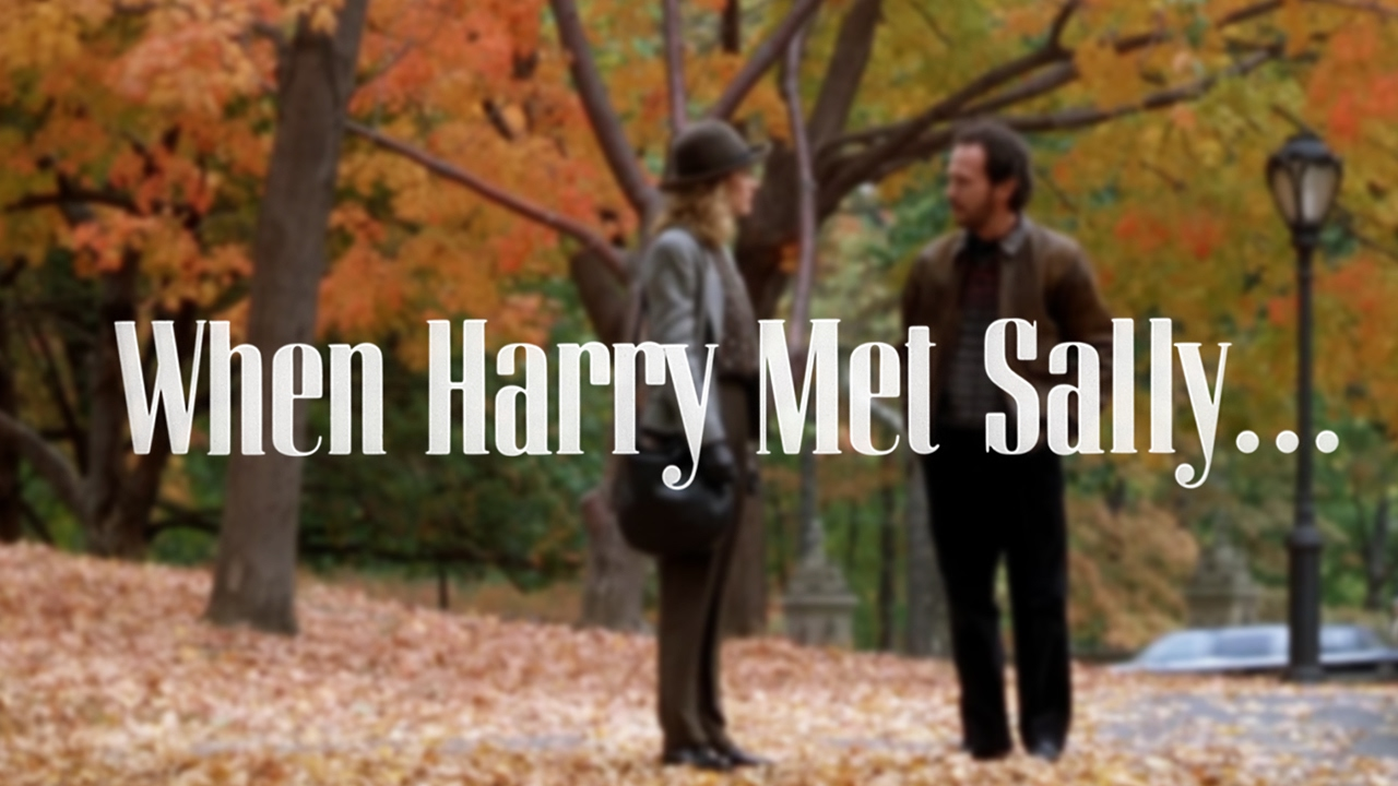 when harry met sally breaking genre conventions youtube. Black Bedroom Furniture Sets. Home Design Ideas