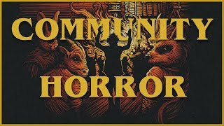 The Concept of Community in Horror Movies