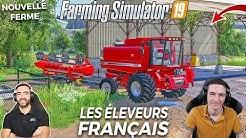 🔴NOUVEAU DÉPART POUR LES ÉLEVEURS FRANÇAIS ! #1 (Ft @JFITfarmer)