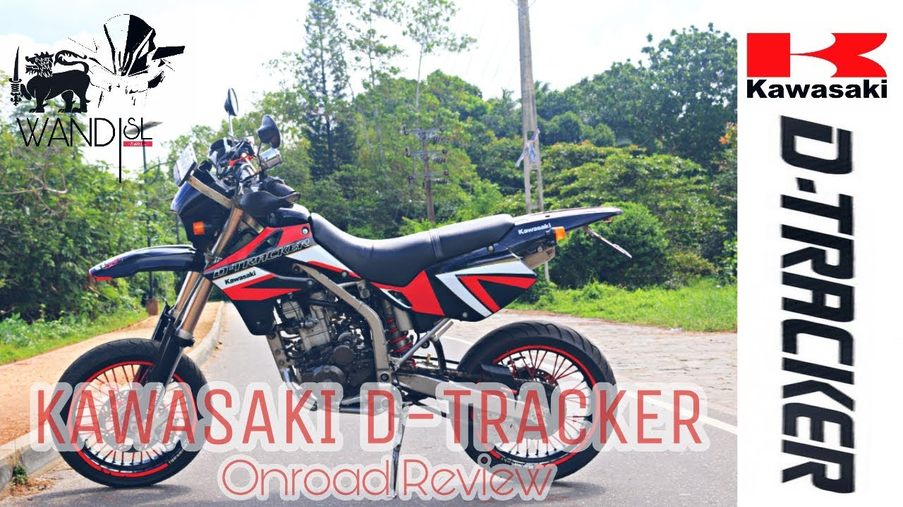 Kawasaki D Tracker 250 Review Sri Lanka Youtube New