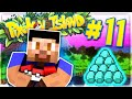 DIAMOND MINING! - PIXELMON ISLAND SMP #11 (Pokemon Go Minecraft Mod)
