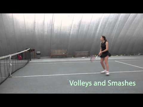 Shauna Tennis Reel 2016 (SUCCESS)