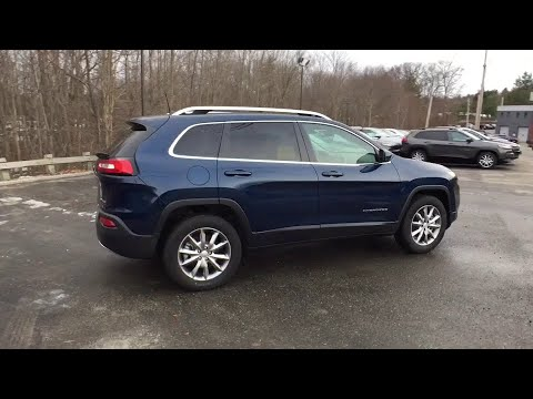 2018 Jeep Cherokee Westborough, Worcester, Framingham, Acton, Fitchburg, MA 80027