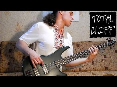 Metallica Jump In the Fire bass cover (free bass tab on AndriyVasylenko.com) #TotalCliff