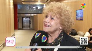 Fugazot Defendió A Darthés Y Estalló El Escándalo - Pamela A La Tarde  08/11/2019