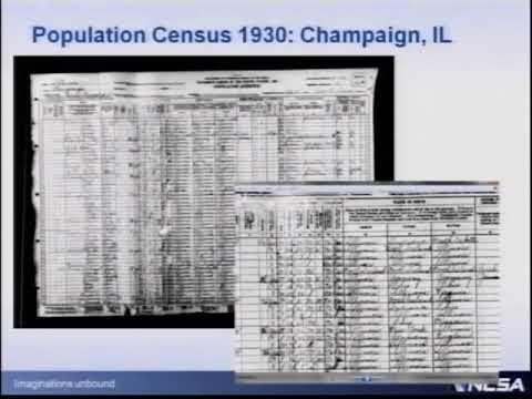 1940 Census Invitational Workshop