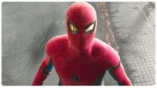"Spider man Homecoming ""Ferry Rescue"" Movie Clip (2017) Tom Holland Superhero Movie HD"