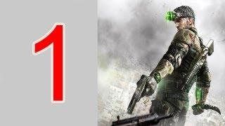 Splinter Cell Blacklist Walkthrough Part 1 Gameplay Let