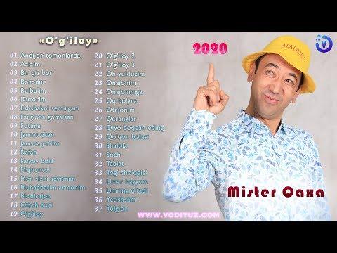 Mister Qaxa - O'g'iloy nomli albom dasturi 2020