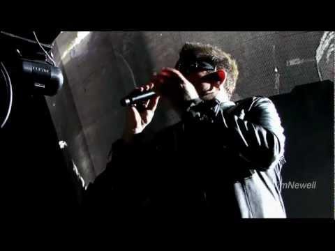"U2 ""Until The End Of The World"" FANTASTIC VERSION / Anaheim / June 18th, 2011 / Angel Stadium"
