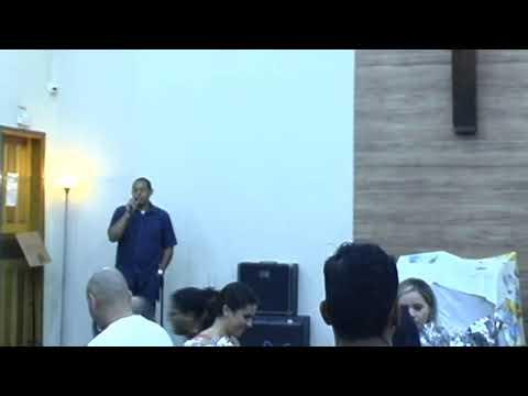 Transmissão ao vivo de Calvary São Vicente Official