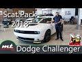 Dodge Challenger Scat Pack V8 - Recuerdos que enamoran.