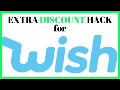 Wish Promo Code For New And Existing Customers 2019 + Extra Discount HACK!