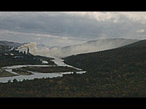 Palmerton Pennsylvania Fall 1957 pollution