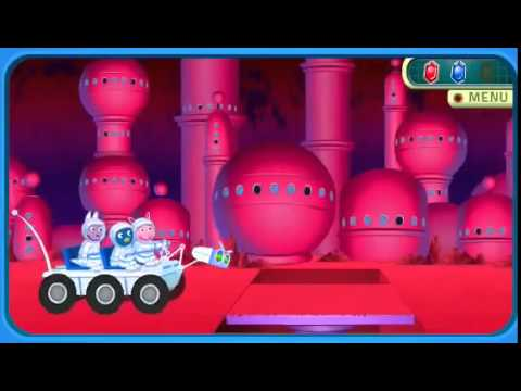 The Backyardigans Mission to Mars (pt. 3) - YouTube