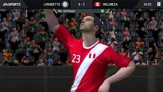 FIFA Mobile Football, gameplay en español