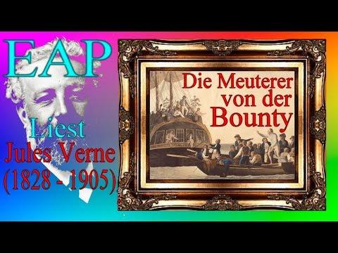 Die Meuterer von der Bounty YouTube Hörbuch Trailer auf Deutsch