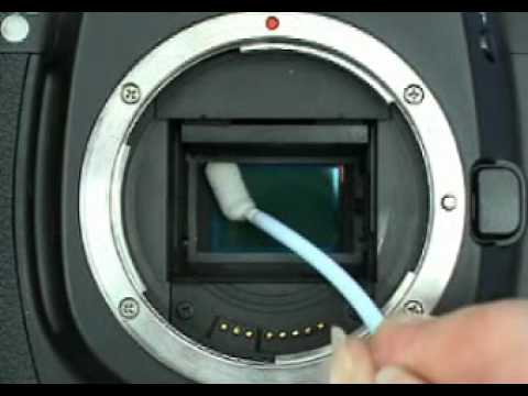 DSLRClean™ sensor cleaning tutorial
